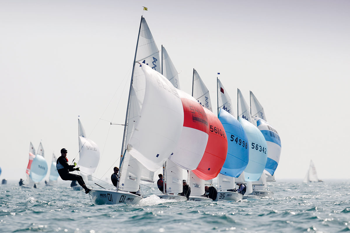 Image: RYA / British Youth Sailing / Paul Wyeth